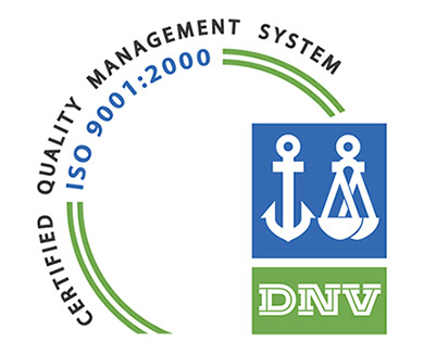 Certificazione ISO DNV